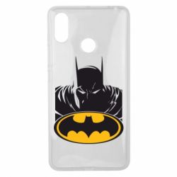Чехол для Xiaomi Mi Max 3 Batman face