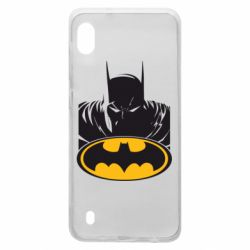 Чехол для Samsung A10 Batman face