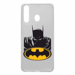 Чехол для Samsung A60 Batman face