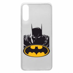 Чехол для Samsung A70 Batman face