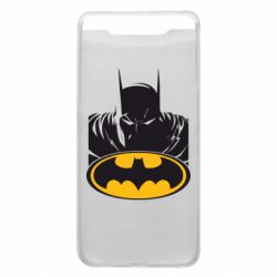 Чехол для Samsung A80 Batman face