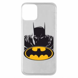 Чехол для iPhone 11 Batman face