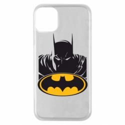 Чехол для iPhone 11 Pro Batman face