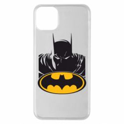 Чехол для iPhone 11 Pro Max Batman face