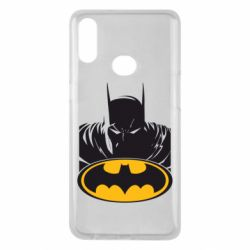 Чехол для Samsung A10s Batman face