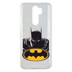Чехол для Xiaomi Redmi Note 8 Pro Batman face