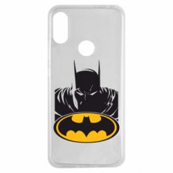 Чехол для Xiaomi Redmi Note 7 Batman face