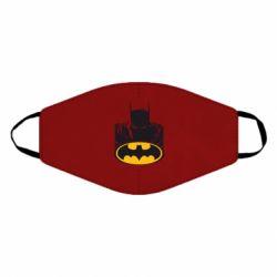 Маска для обличчя Batman face