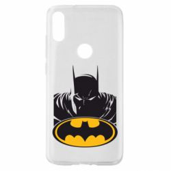 Чехол для Xiaomi Mi Play Batman face