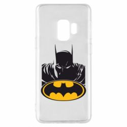 Чехол для Samsung S9 Batman face