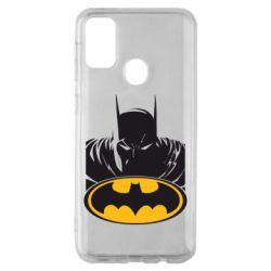 Чехол для Samsung M30s Batman face