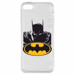 Чехол для iPhone5/5S/SE Batman face