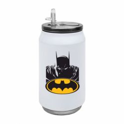 Термобанка 350ml Batman face