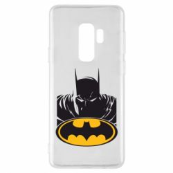 Чехол для Samsung S9+ Batman face