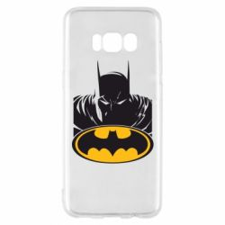 Чехол для Samsung S8 Batman face