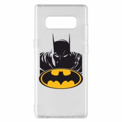 Чехол для Samsung Note 8 Batman face