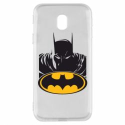 Чехол для Samsung J3 2017 Batman face