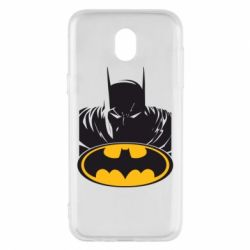 Чехол для Samsung J5 2017 Batman face