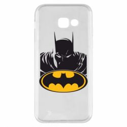 Чехол для Samsung A5 2017 Batman face