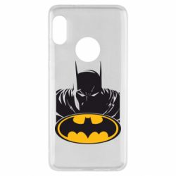 Чехол для Xiaomi Redmi Note 5 Batman face