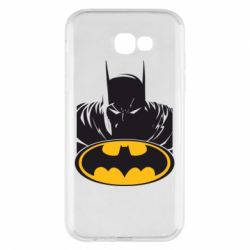 Чехол для Samsung A7 2017 Batman face