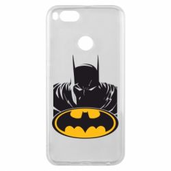 Чехол для Xiaomi Mi A1 Batman face