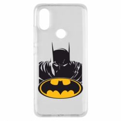 Чехол для Xiaomi Mi A2 Batman face