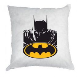 Подушка Batman face