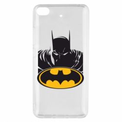Чехол для Xiaomi Mi 5s Batman face