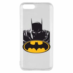Чехол для Xiaomi Mi6 Batman face