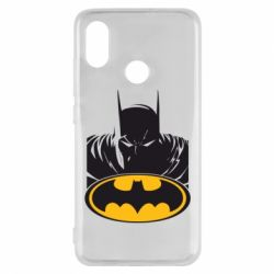 Чехол для Xiaomi Mi8 Batman face