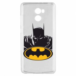 Чехол для Xiaomi Redmi 4 Batman face