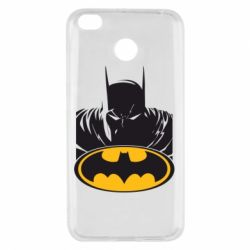 Чехол для Xiaomi Redmi 4x Batman face
