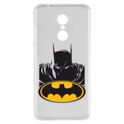 Чехол для Xiaomi Redmi 5 Batman face