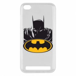 Чехол для Xiaomi Redmi 5a Batman face