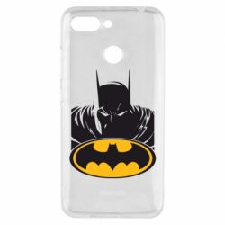 Чехол для Xiaomi Redmi 6 Batman face