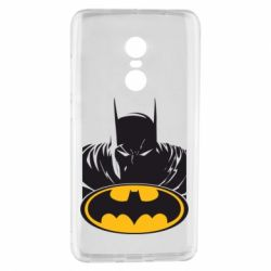 Чехол для Xiaomi Redmi Note 4 Batman face