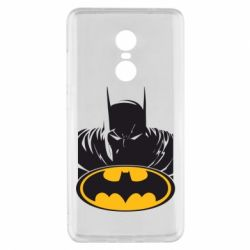 Чехол для Xiaomi Redmi Note 4x Batman face