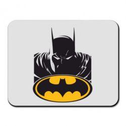 Коврик для мыши Batman face - FatLine
