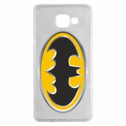 Чехол для Samsung A5 2016 Batman Gold Logo