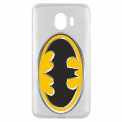 Чехол для Samsung J4 Batman Gold Logo