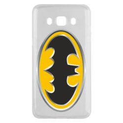 Чехол для Samsung J5 2016 Batman Gold Logo