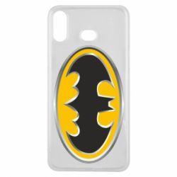 Чехол для Samsung A6s Batman Gold Logo