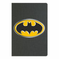 Блокнот А5 Batman Gold Logo