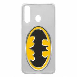 Чехол для Samsung A60 Batman Gold Logo