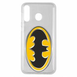 Чехол для Samsung M30 Batman Gold Logo