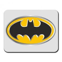Коврик для мыши Batman Gold Logo - FatLine