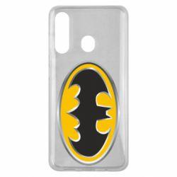 Чехол для Samsung M40 Batman Gold Logo