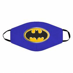 Маска для лица Batman Gold Logo