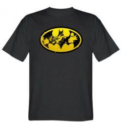 Мужская футболка Batman Graffiti - FatLine